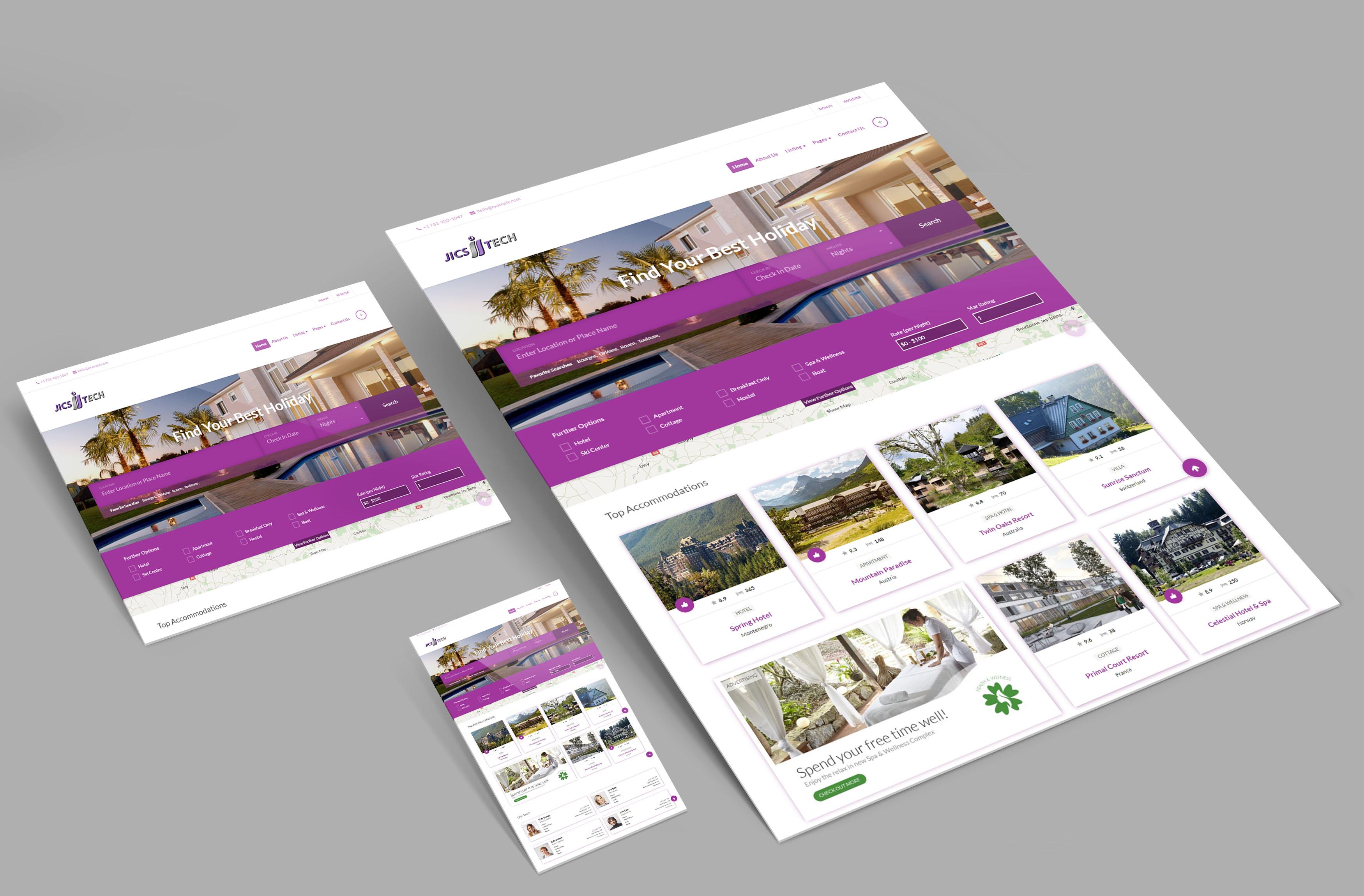 Mobile Website Upper Saddle River