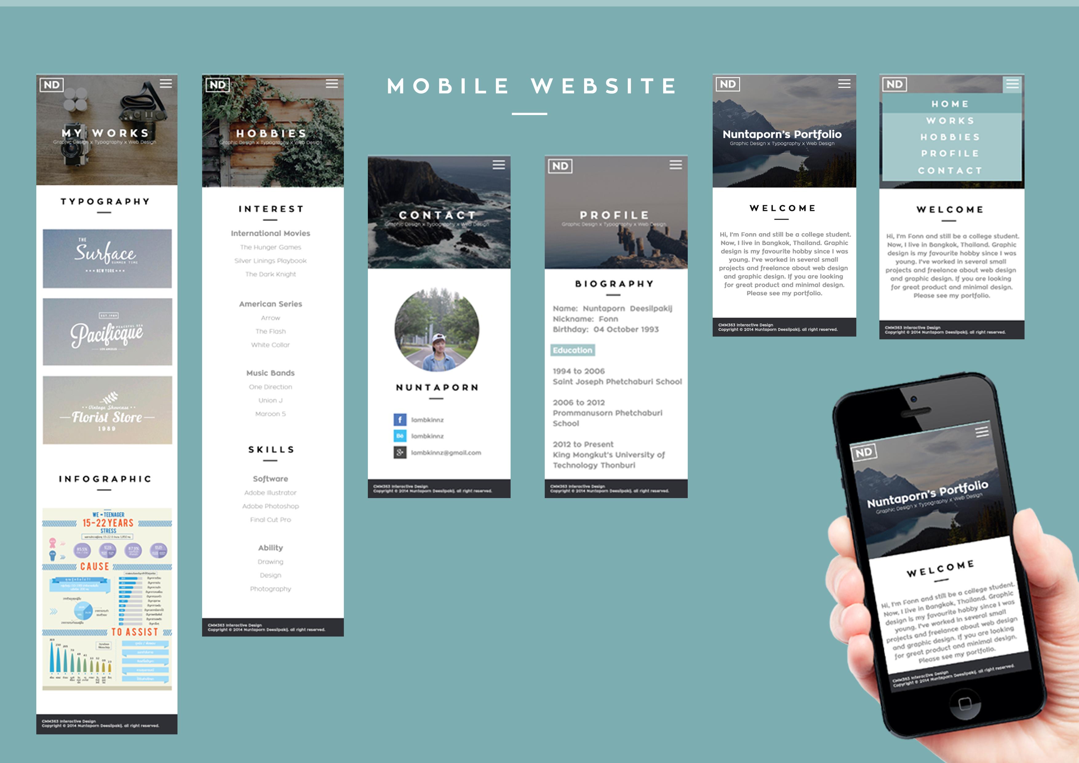 Mobile Website Westampton Township