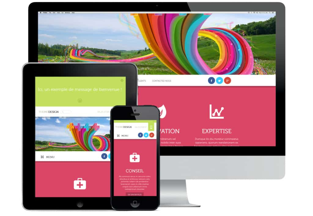 Mobile Website Wood-Ridge