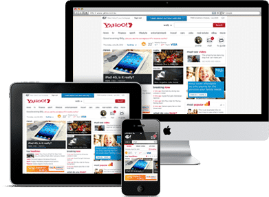 Mobile Website Woodbury Heights