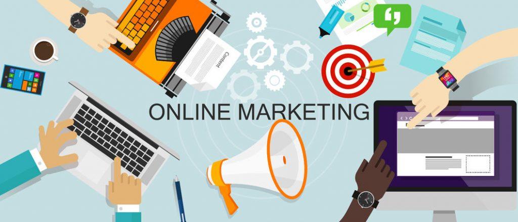 Online Marketing Branchville