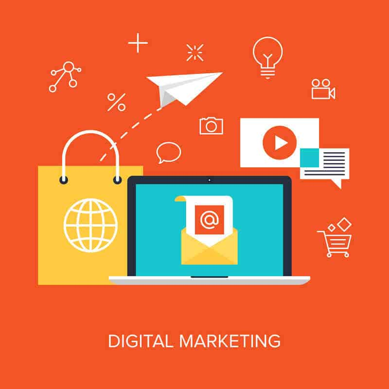 Online Marketing Delaware Township
