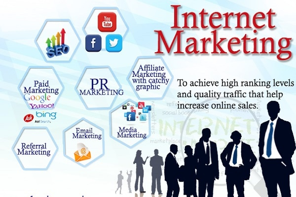 Online Marketing Hainesport Township
