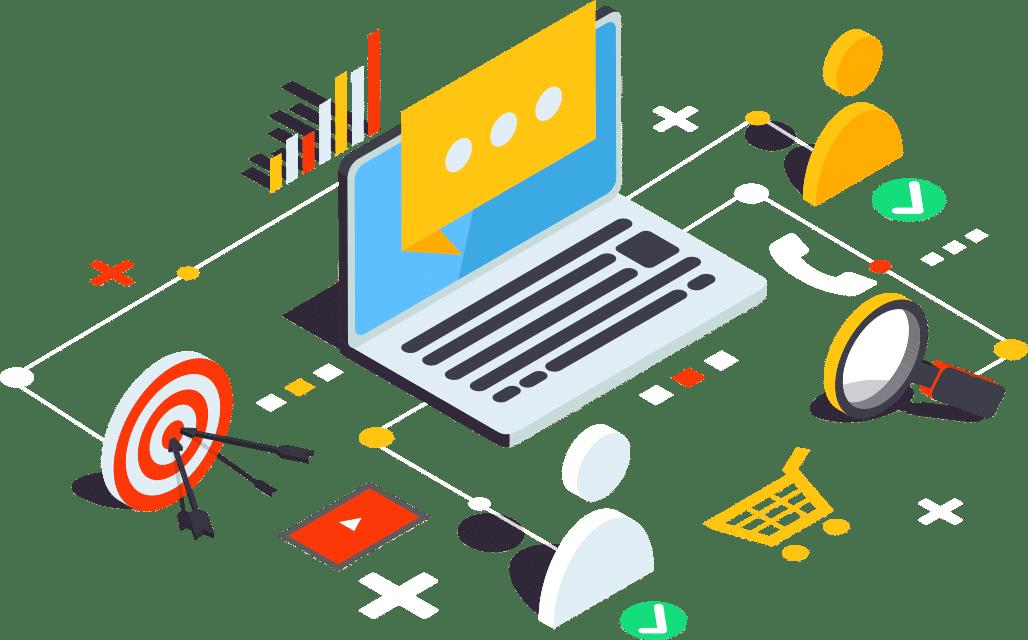 Online Marketing Jamesburg