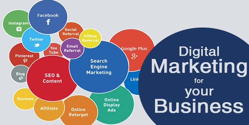 Online Marketing Sparta Township
