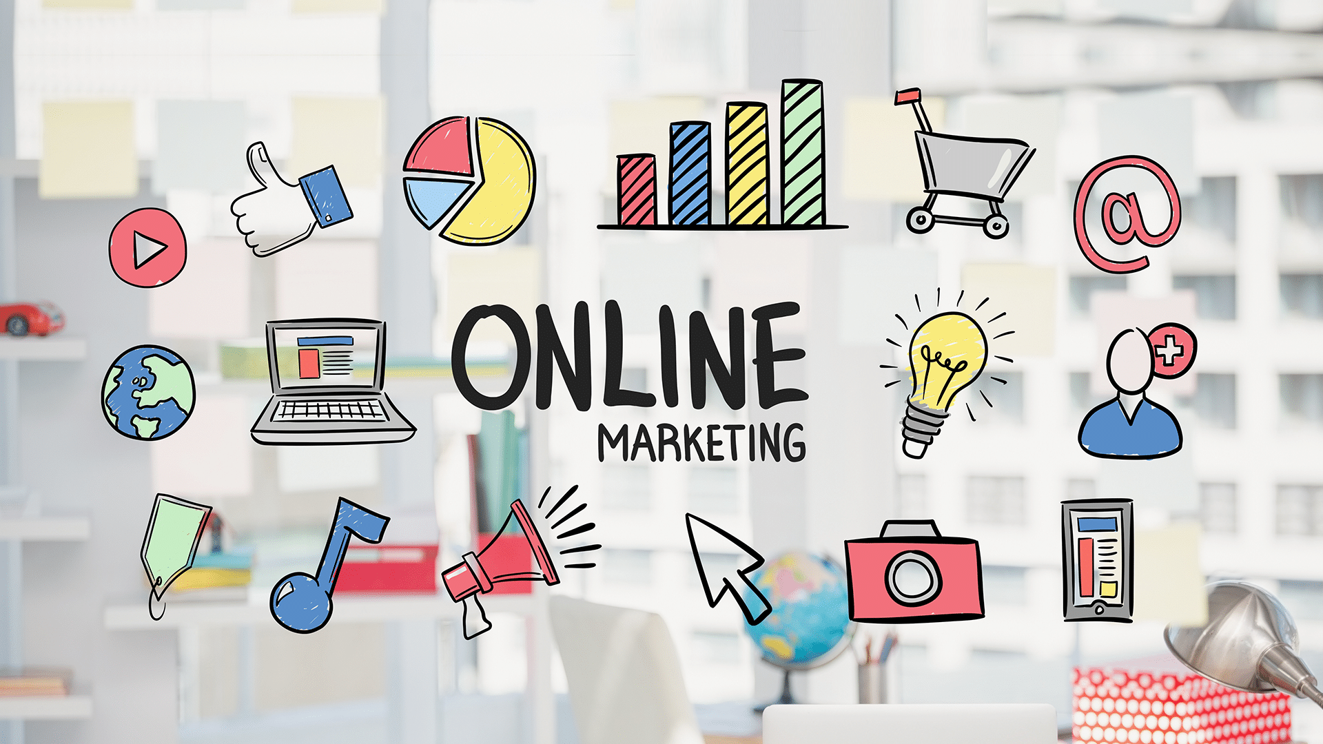 Online Marketing West Cape May