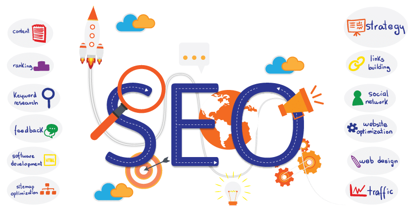 Search Engine Optimazation Surf City