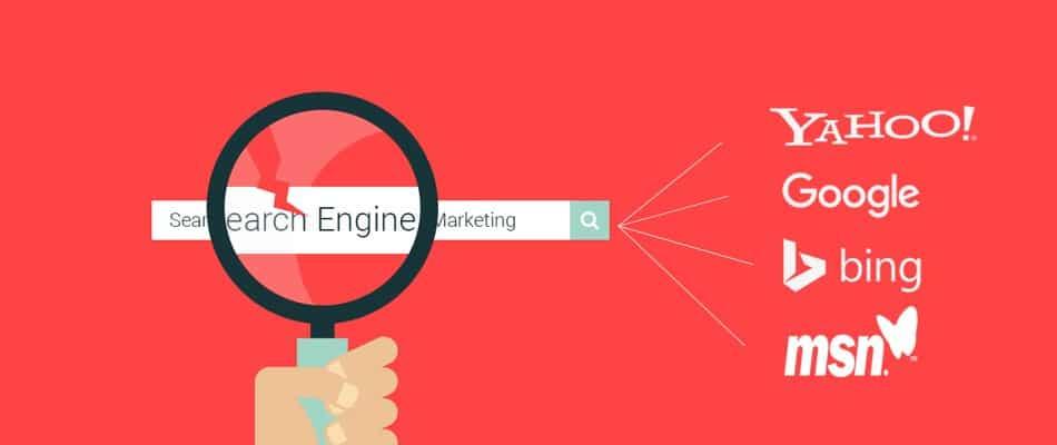 Search Marketing Guttenberg