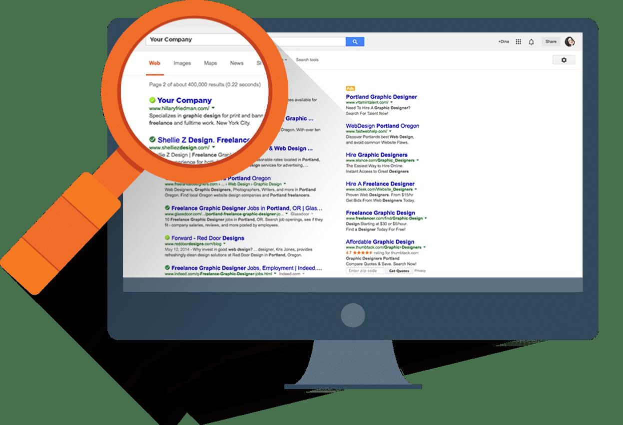 Search Marketing Hawthorne