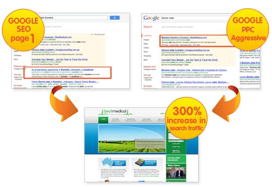 Search Marketing Voorhees Township