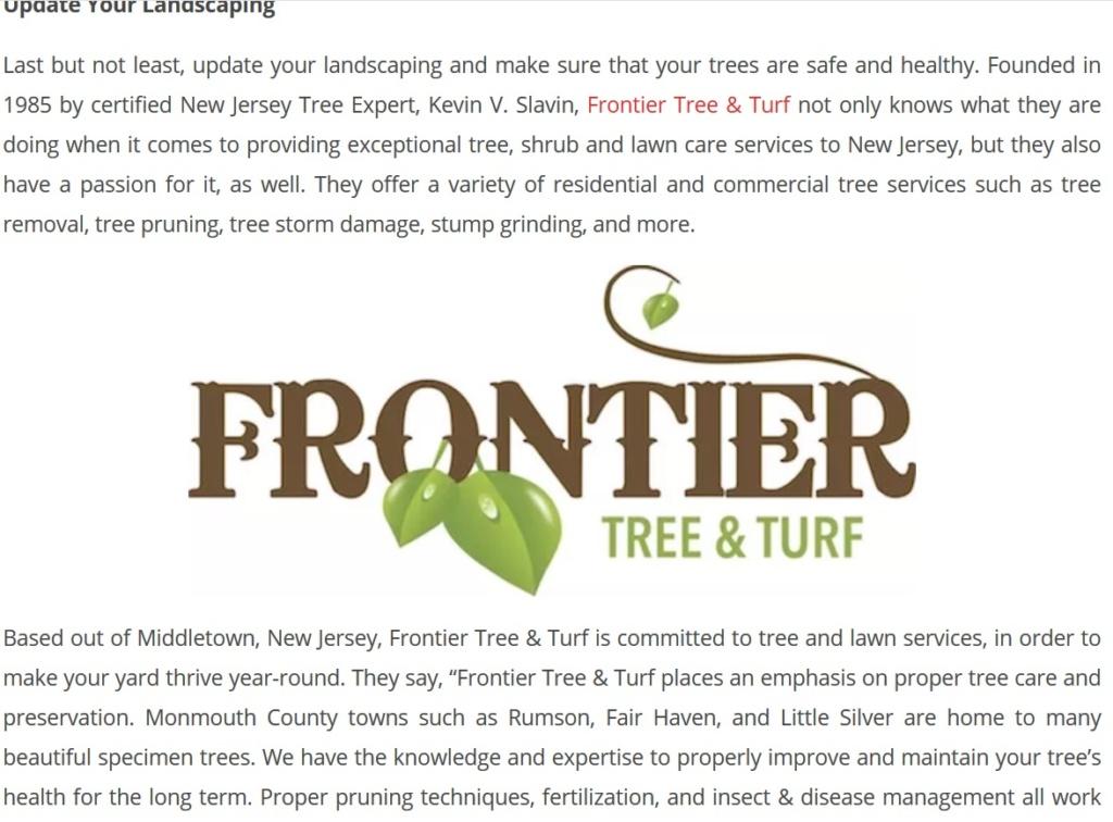 Social Media Marketing & Public Relations Tree Service