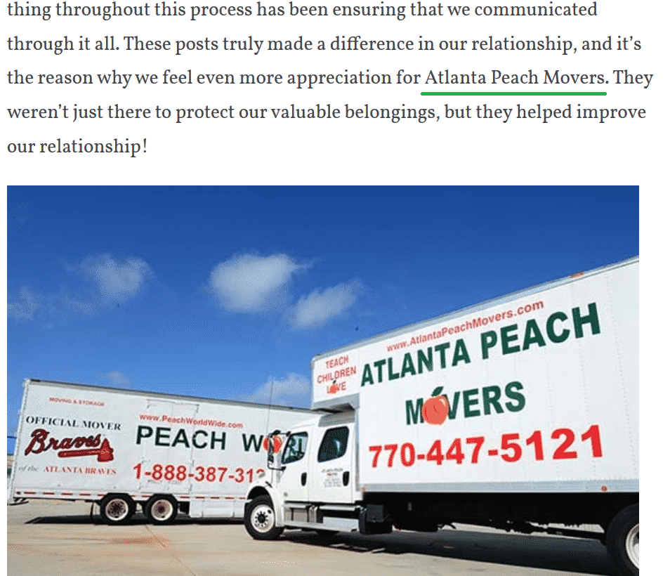 Social Media Marketing and Public Relations Moving Companies