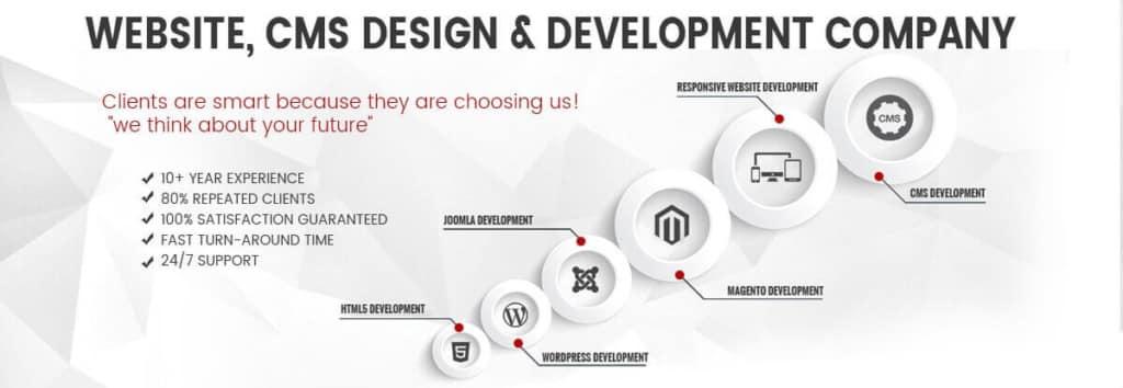 Web Design Company Bridgewater Township
