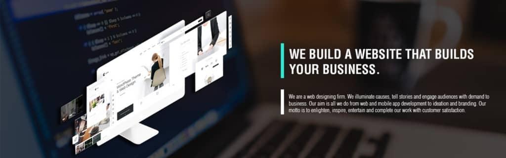Web Design Company Mine Hill Township
