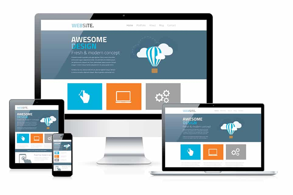 Web Design Company Rutherford