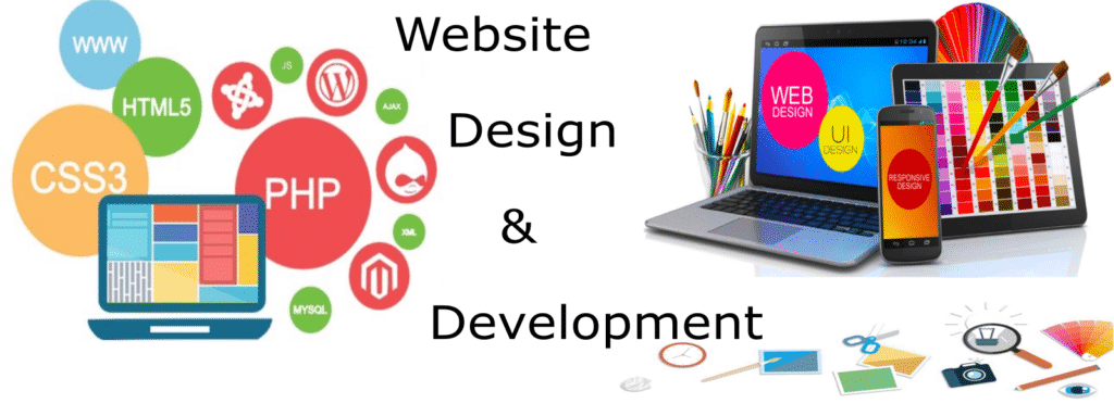 Web Design Company Saddle Brook