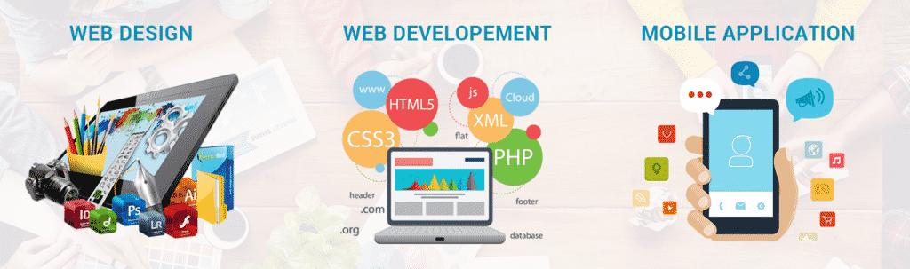 Web Design Company Woodland Township
