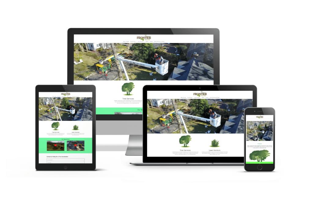 Website Design Tree Removal