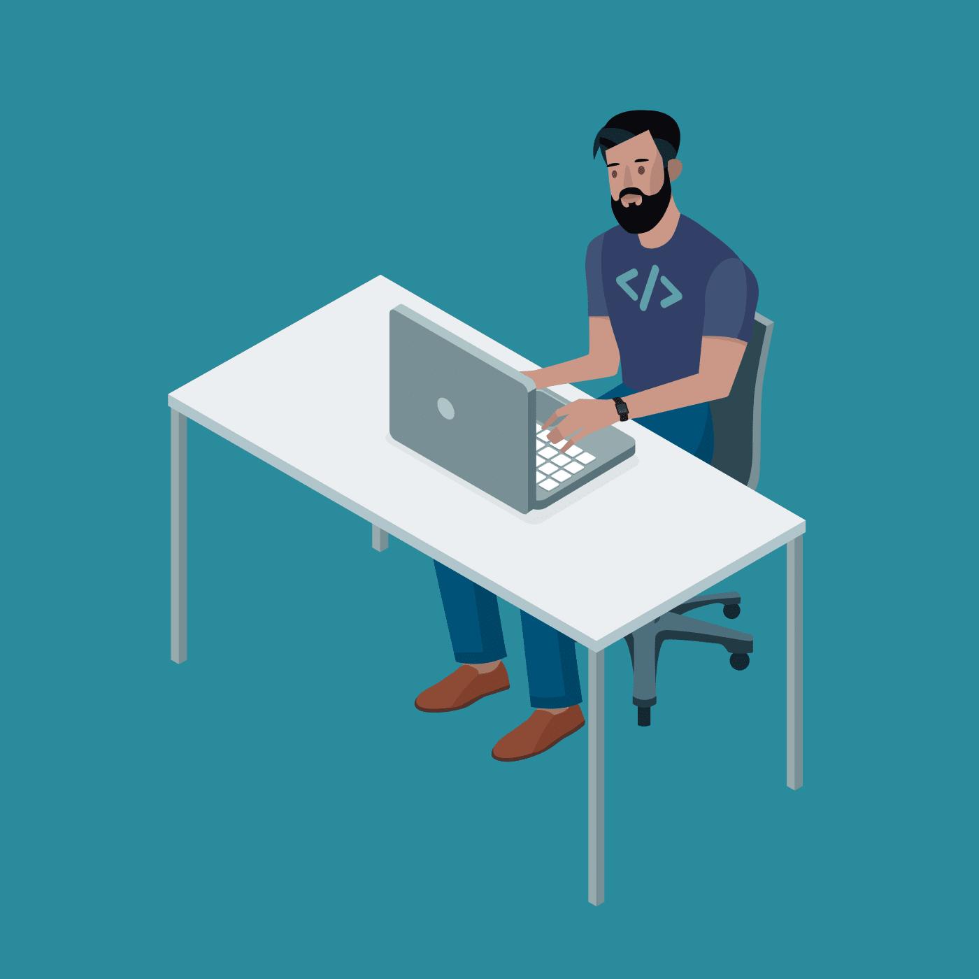 Website designer Alpha
