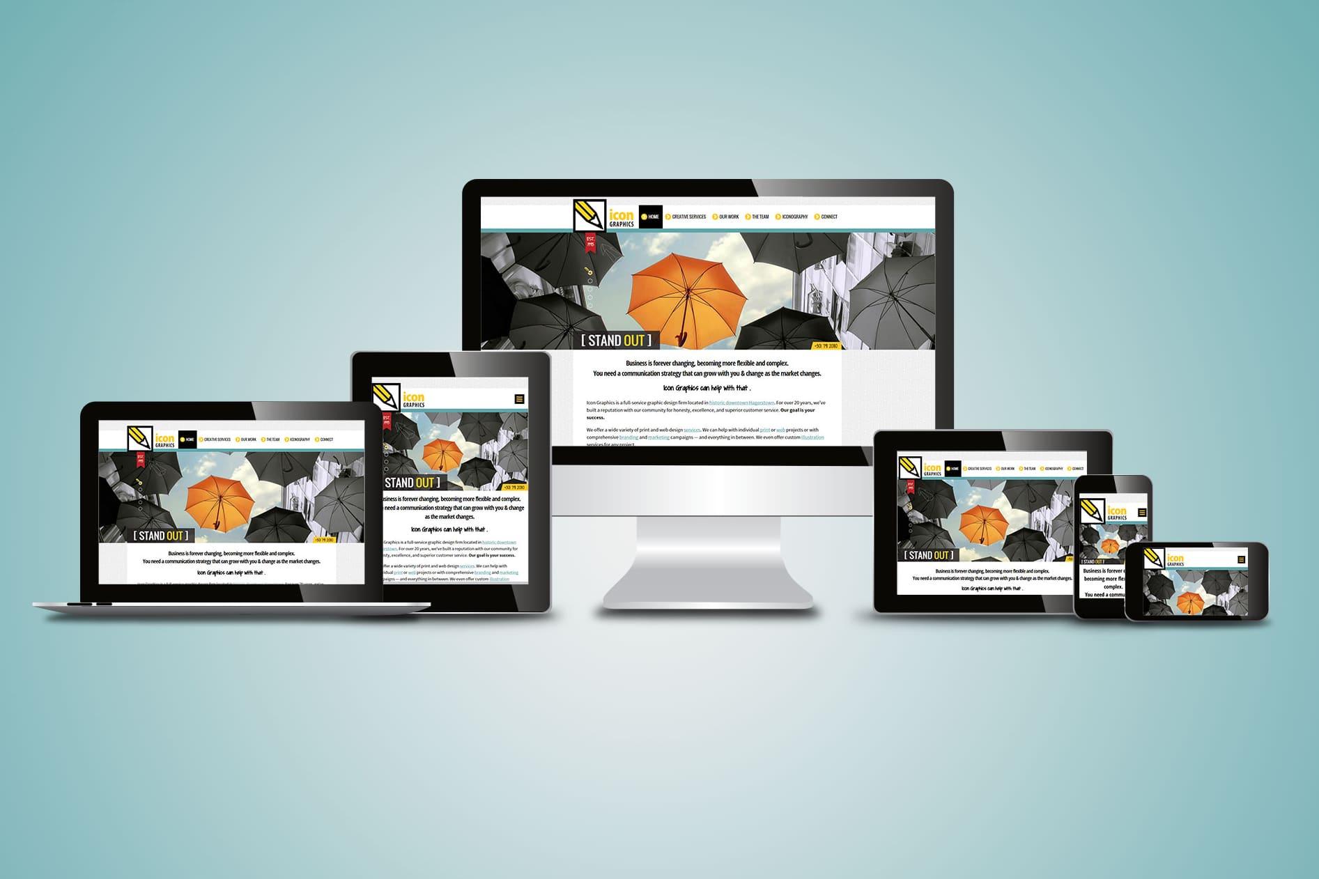 Website designer Blairstown
