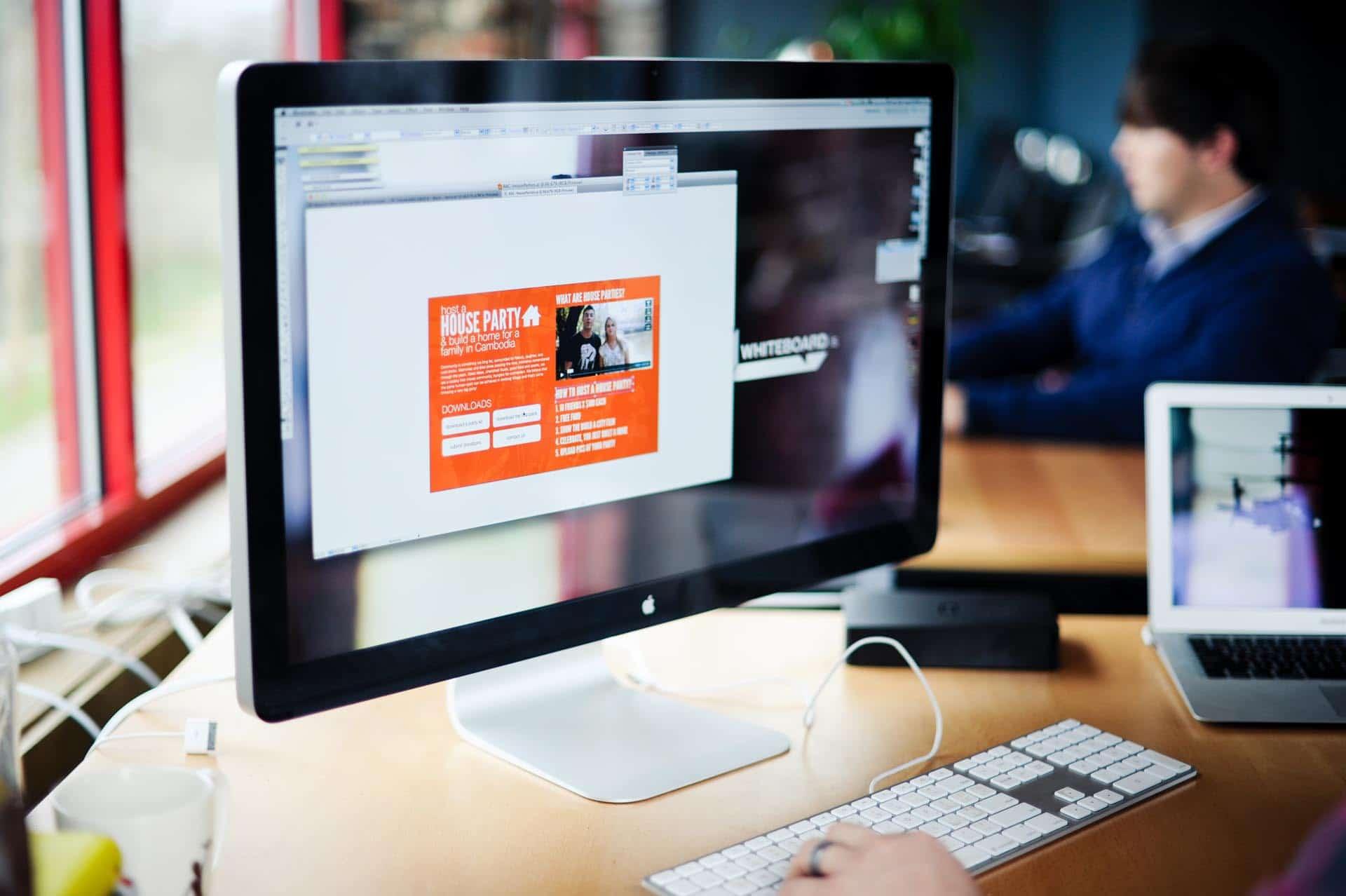 Website designer Englishtown