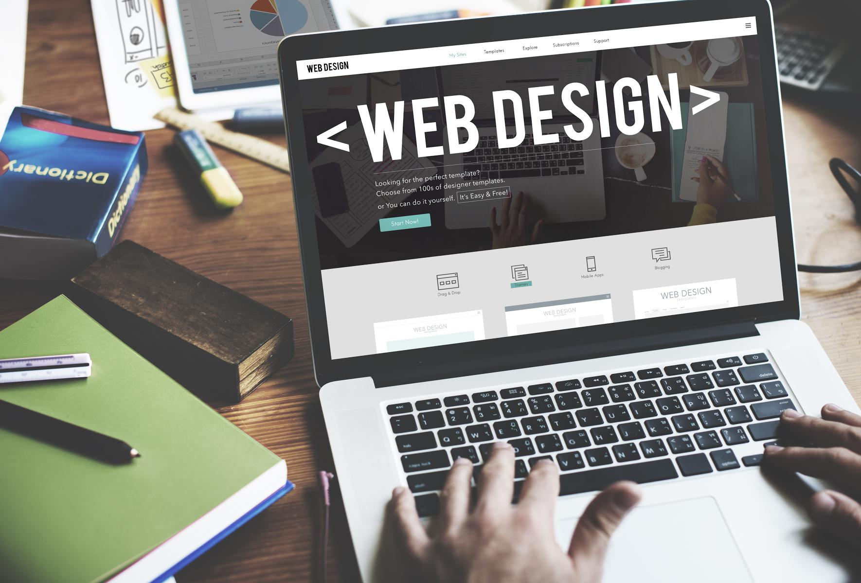 Website designer Franklin