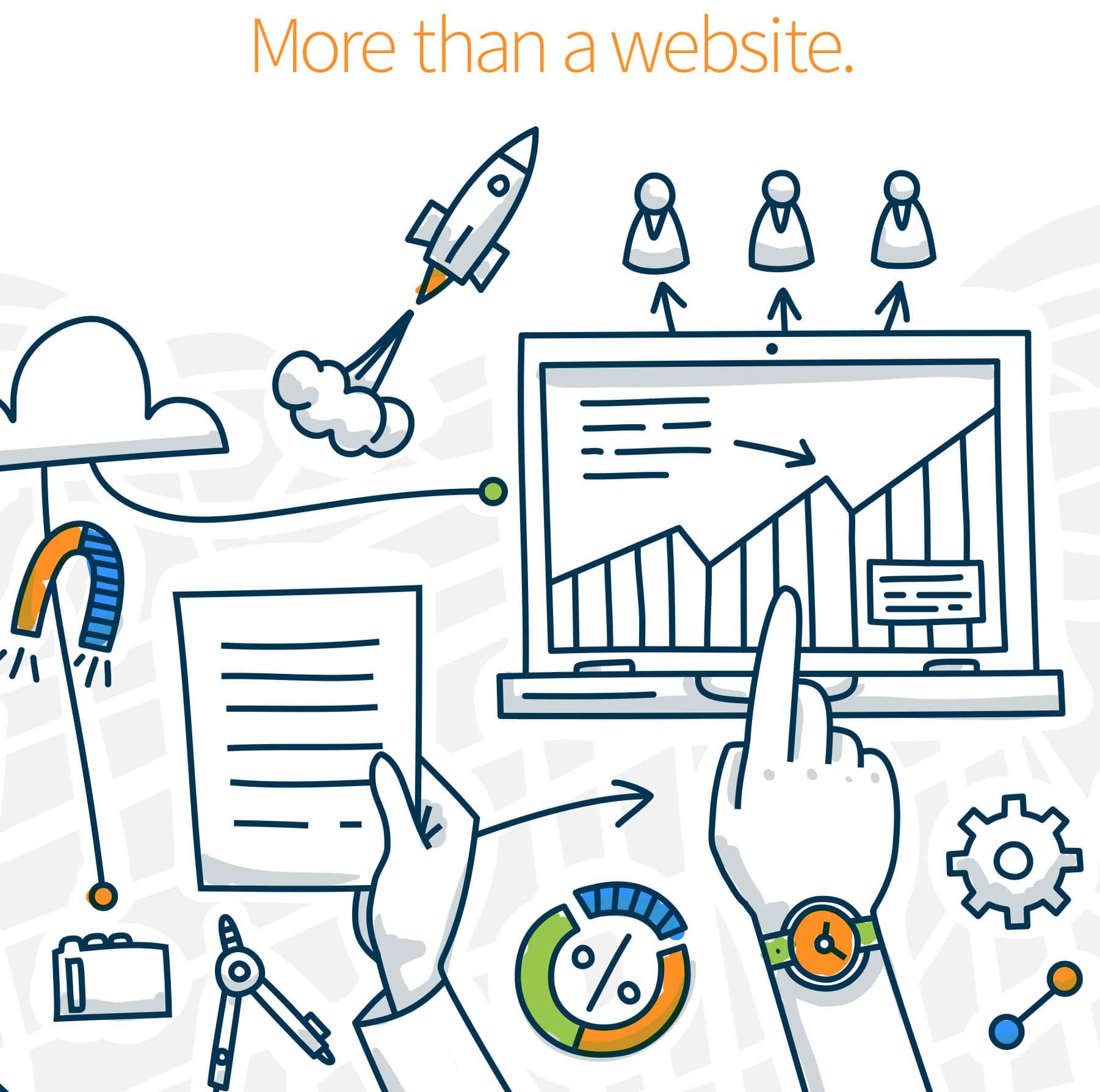 Website designer Long Beach Township