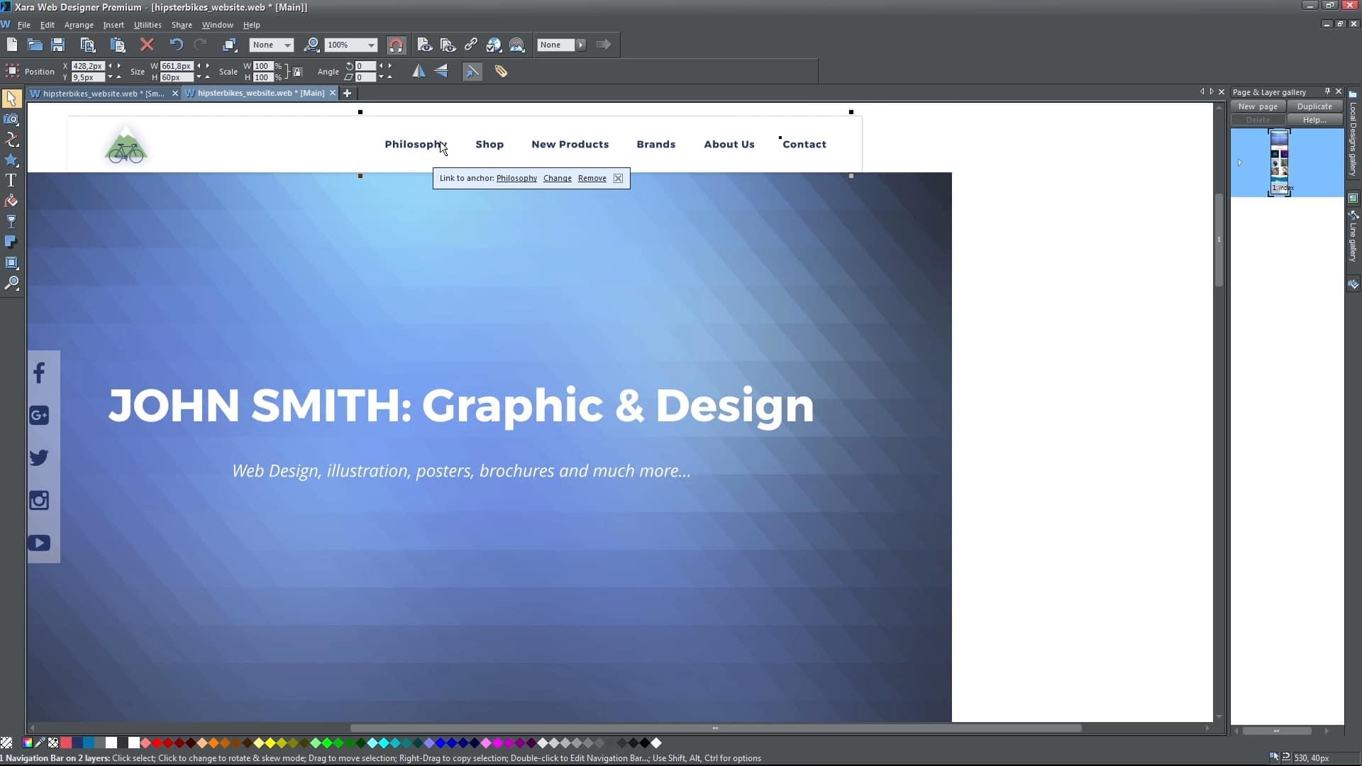 Website designer Merchantville