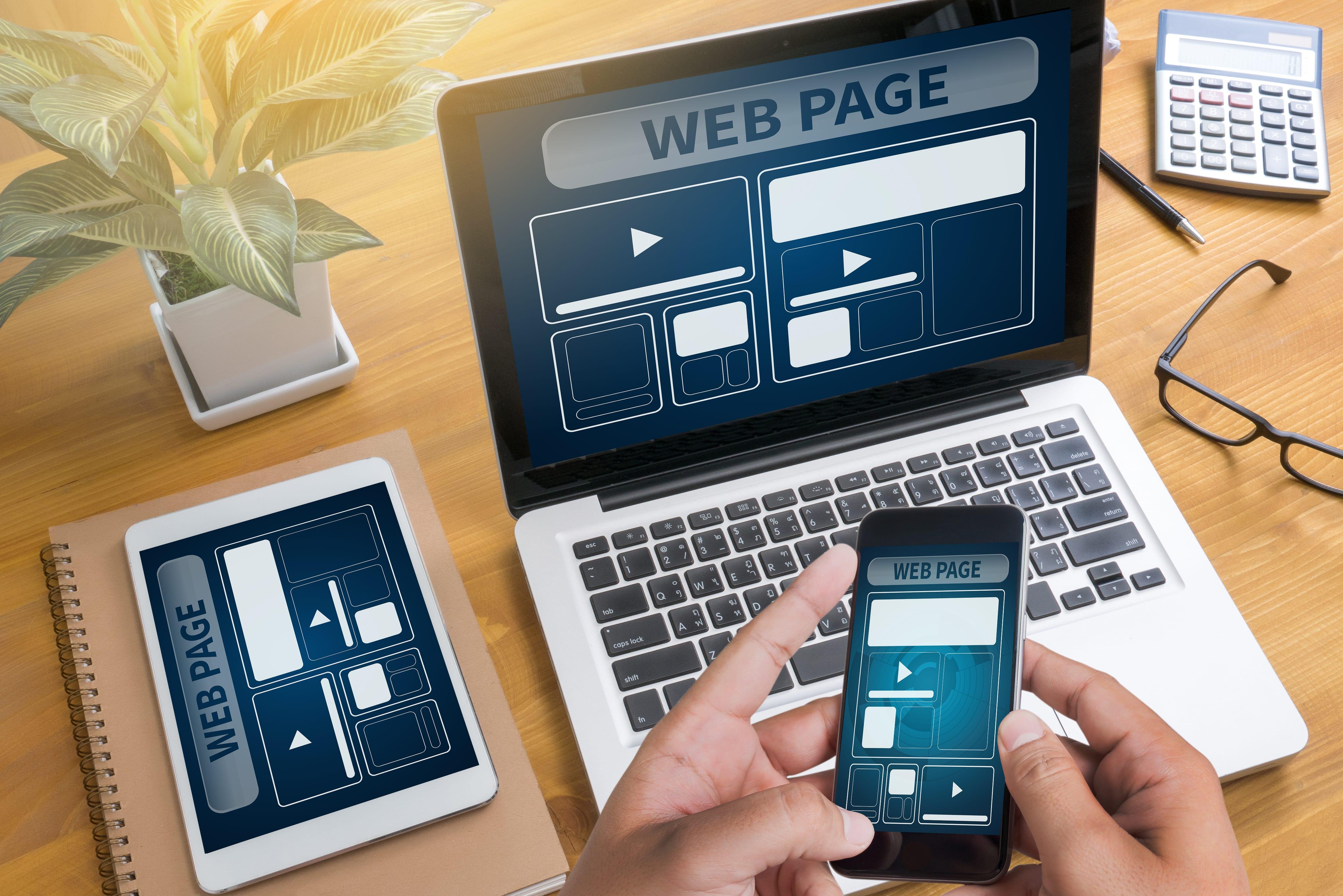 Website designer Oaklyn