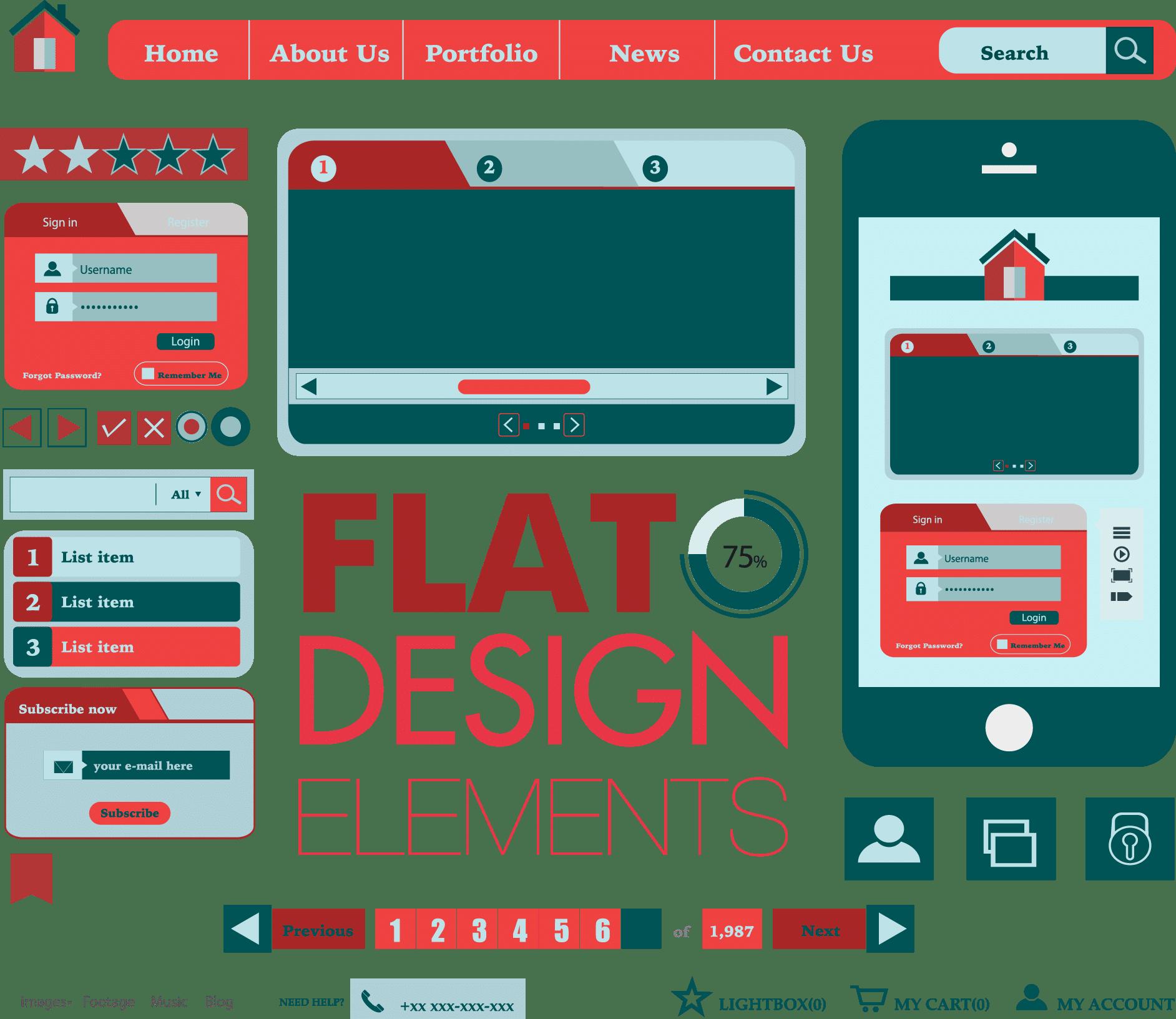 Website designer Rochelle Park