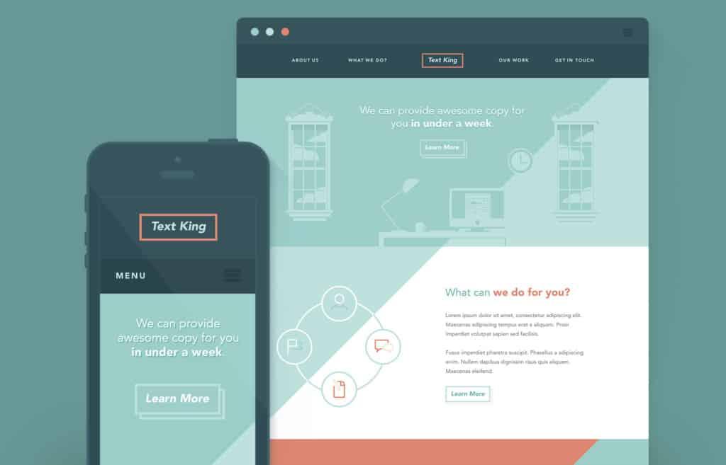 Website designer Wenonah