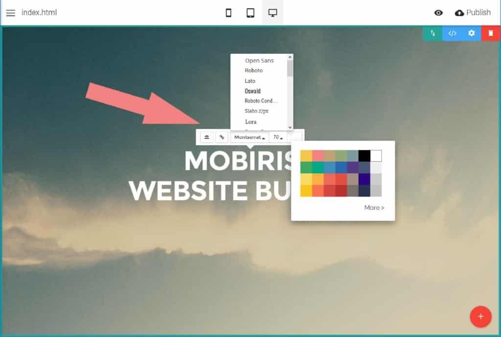 Website designer Winfield Township