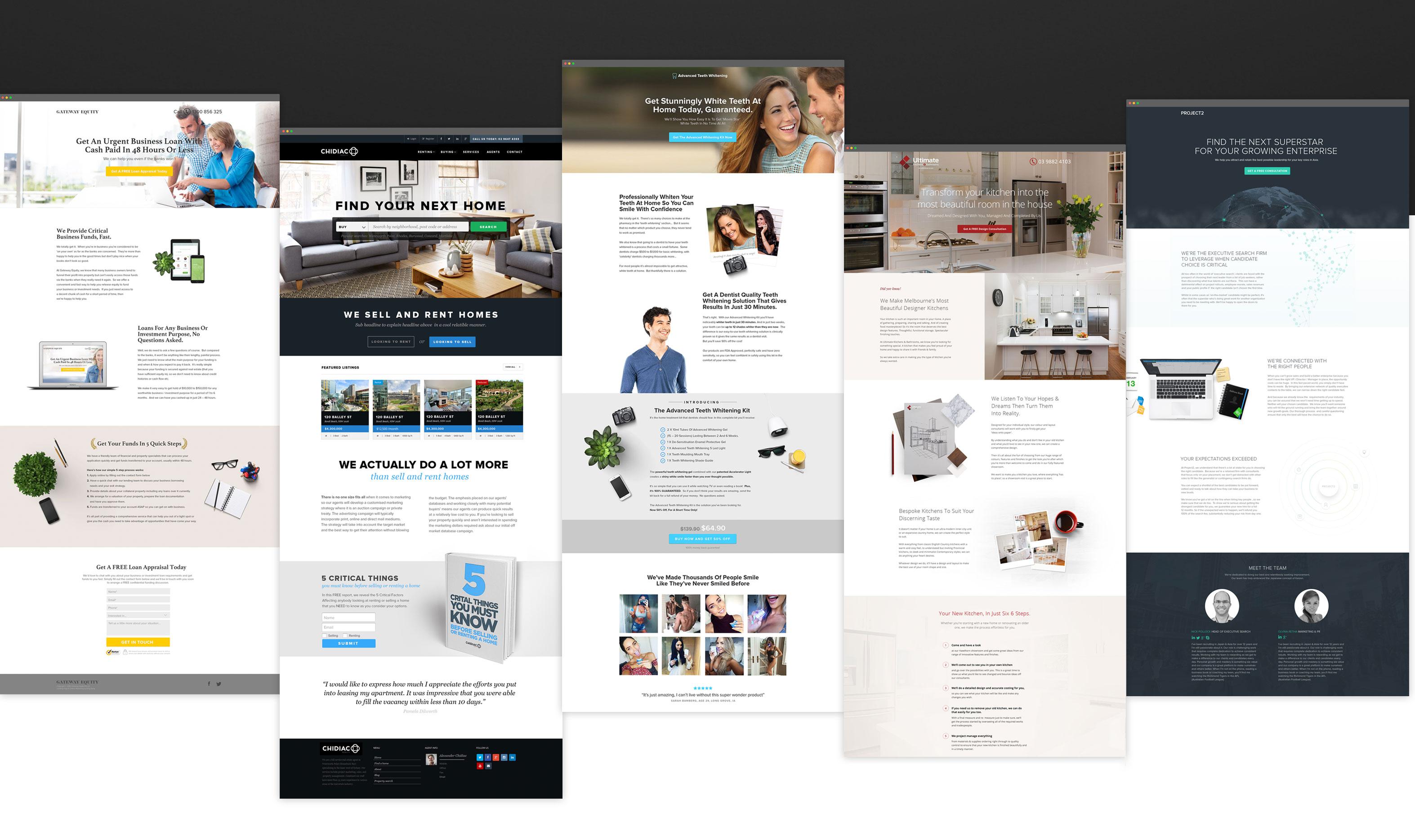 Website Designer Middle Township