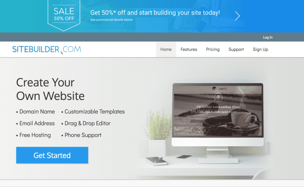 Get a Website Millburn