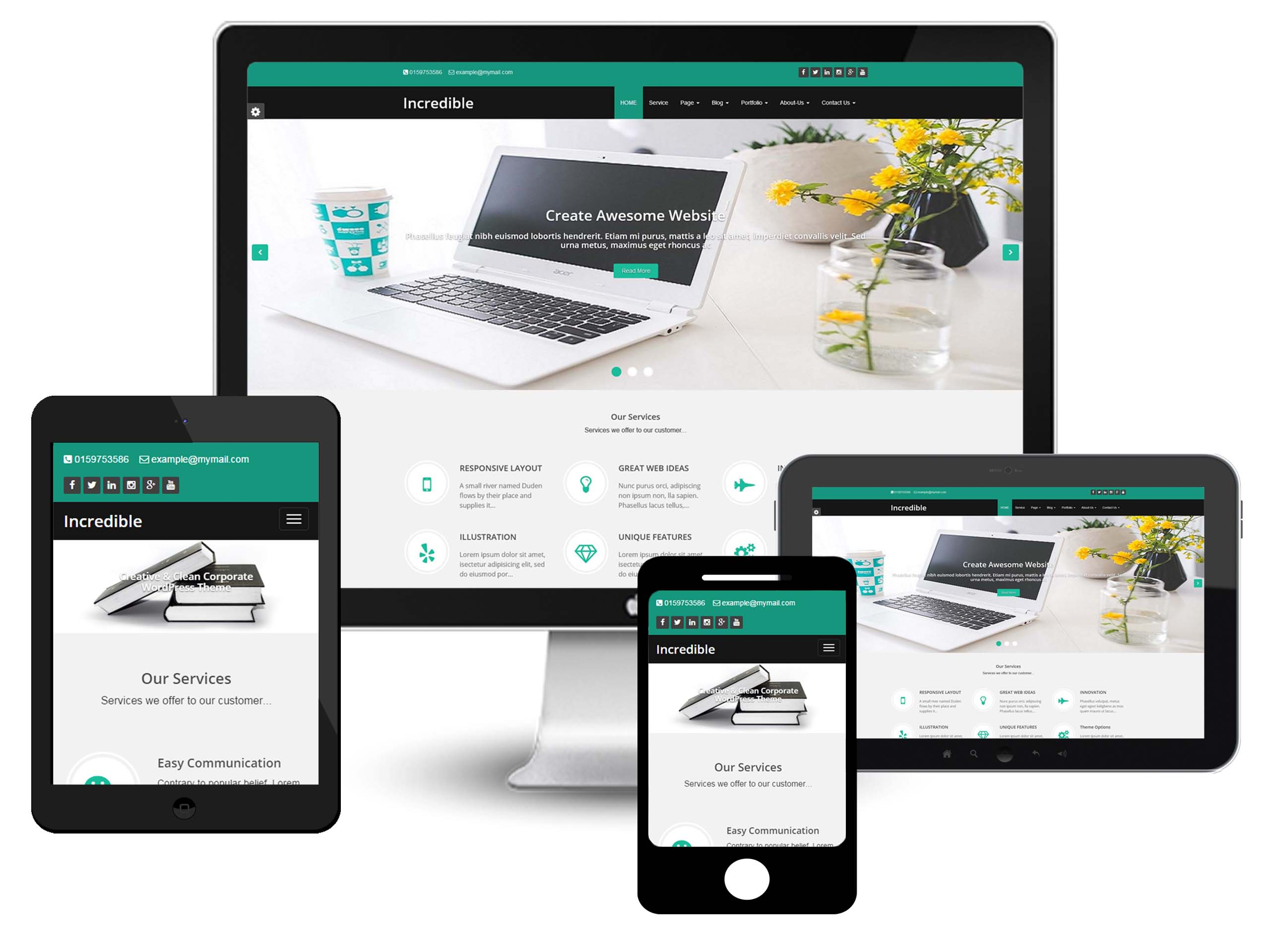 Get a Website Milltown