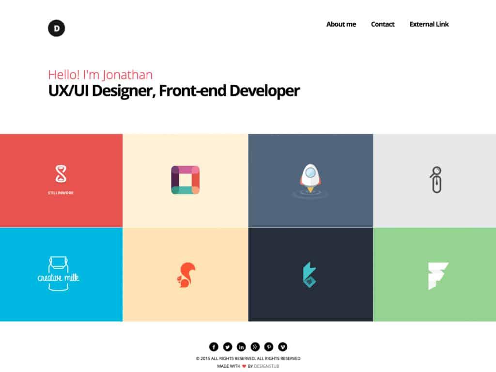 Web Designer Butler