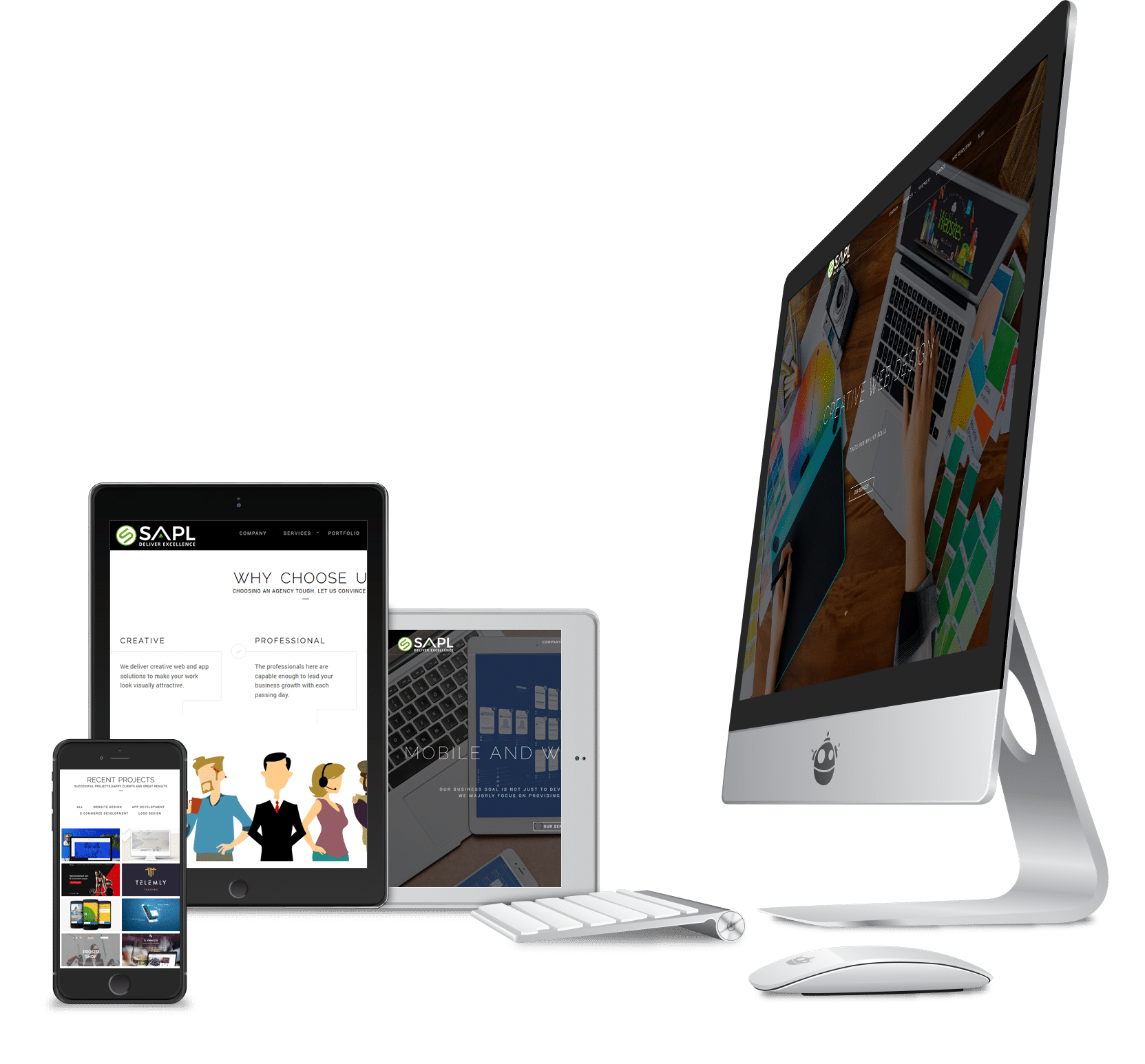 Web Designer Lebanon Township