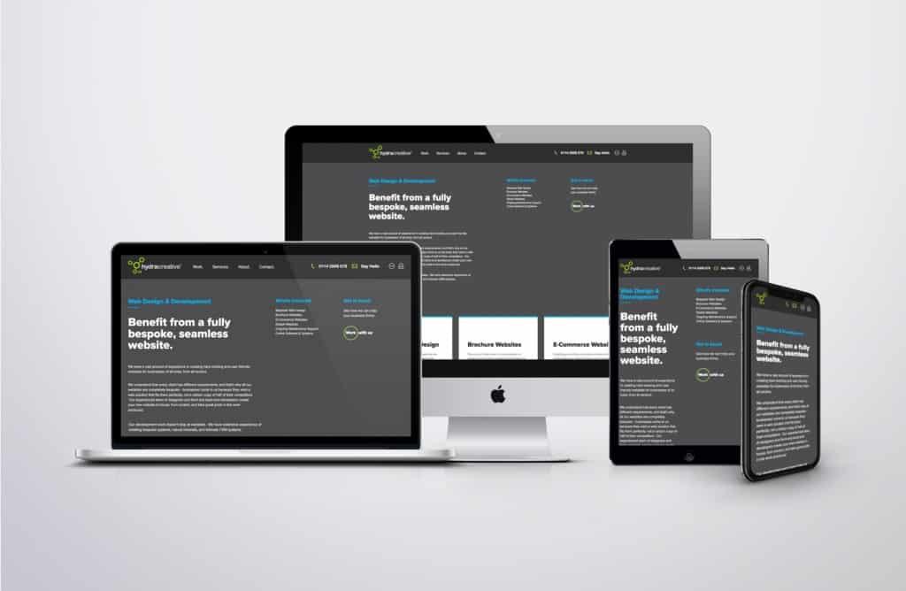 Web designer Logan Township