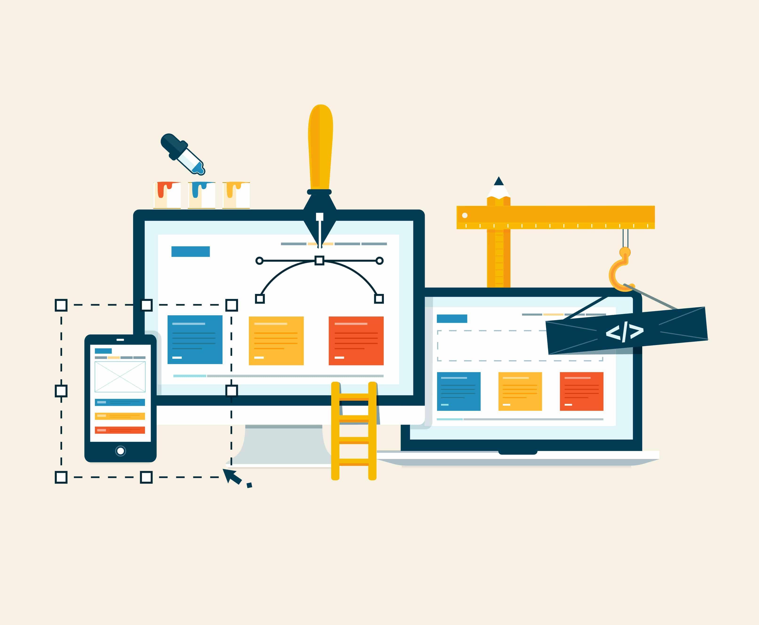 Website Designer Monroe Township